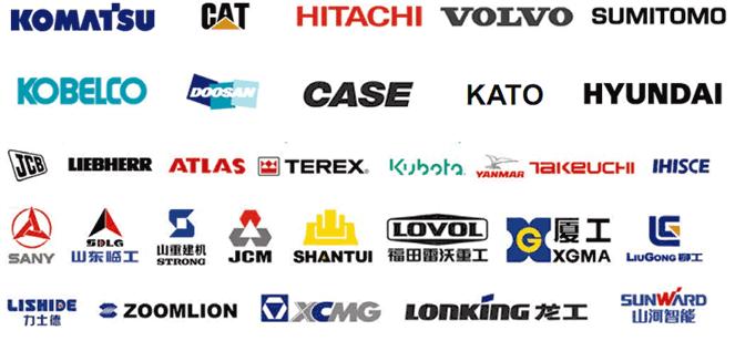 Genuine Komatsu Excavator Engine Parts 6745-71-1840 PC300-8
