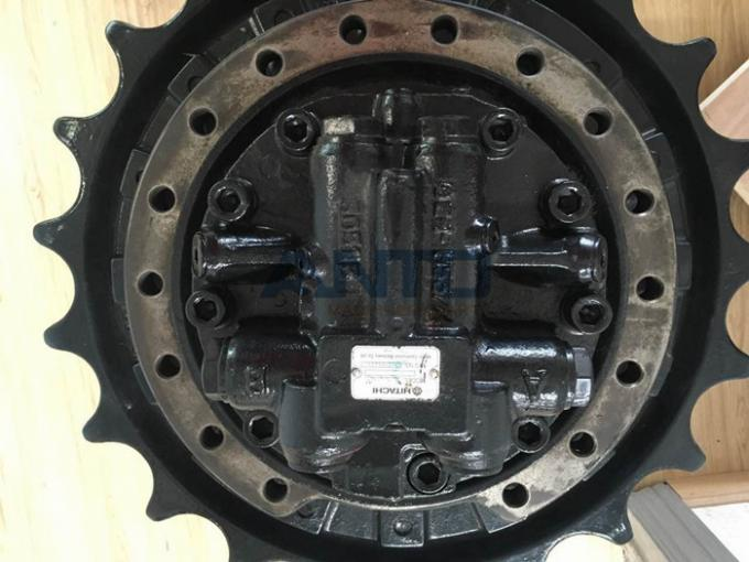 Hitachi ZX200 9213322 9213445 9170996 9233687 Excavator Travel Motor , Durable Hydraulic Final Drive Motor