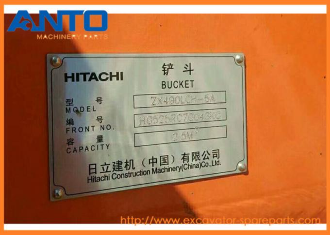 Hitachi Excavator Bucket HG525RC7GO42N24 Apply For Hitachi ZX490LCH-5A