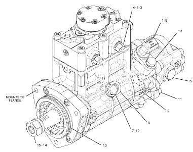 c7 1 c6 4 engine fule injection pump 463 1678 326 4635 for Caterpillar C15 Engine Diagram Cat C7 Engine Wiring Diagram