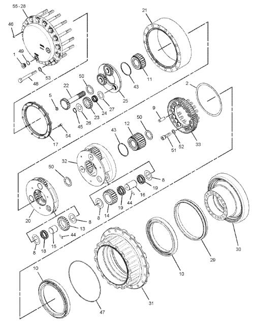 Cat 3406e Fuel System Wiring Diagram