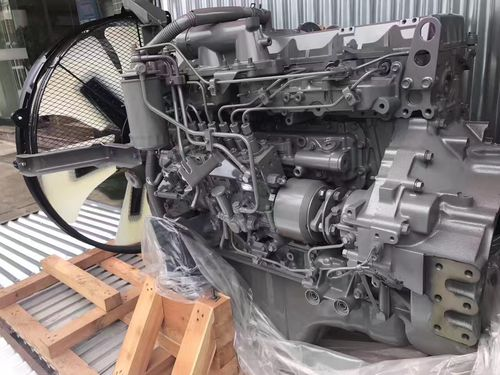 Ready Stock Cummins ISUZU Engine Assembly