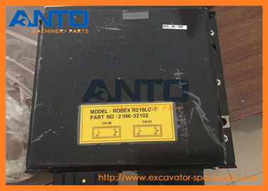 China Electric Box System Excavator Replacement Parts 21N6-32102 Hyundai Controller For Hyundai Robex R210LC-7 supplier