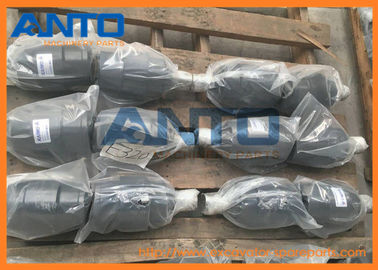 China Construction Machine CAT 320C 320D Excavator Carrier Roller Black Earth Moving Undercarriage Spare Parts supplier