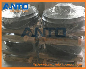 China Front Idler Excavator Undercarriage Parts Customized Black Or Yellow For ZX450-3 supplier