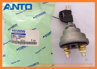 China 21N4-10441 R210LC-7 Switch Master Applied To Hyundai Excavator Spare Parts supplier