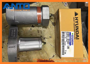 China 31E9-0142 Check Valve Used For Hyundai Excavator Spare Parts R320-7 R110-7 R210-3 supplier