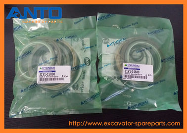 China 31Y1-15880 SEAL KIT BOOM CYLINDER FOR HYUNDAI R210LC-7 Excavator Parts supplier