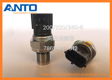 China 7861-93-1812 Excavator Pressure Sensor Used For Komatsu PC200-8 PC300-8 PC400-8 supplier