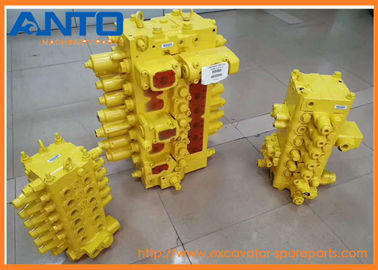 China Hydraulic Main Control Valve For Komatsu Excavator Parts PC60-7,PC130-7,PC300-7 supplier