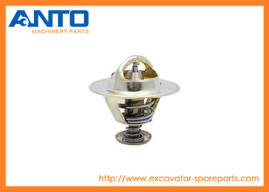 China 600-421-6120 600-421-6110 4D95 6D95 Excavator Engine Thermostat For Komatsu PC200-5 Parts supplier