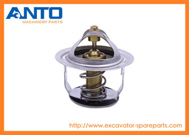 China 600-421-6360 6D95 Excavator Engine Parts Thermostat For Komatsu PC200-6 PC220-6 supplier