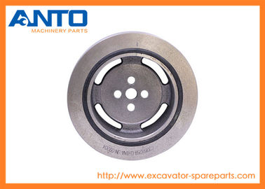 China 6735-61-3280 6D102  Excavator Engine Spare Parts / Fan Pulley For Komatsu PC200-6 PC220-6 supplier