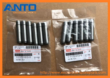 China 5117210010 5-11721001-0 Valve Guide 6BG1 ISUZU Engine Parts For Hitachi EX100 EX120 ZX110 ZX200 supplier