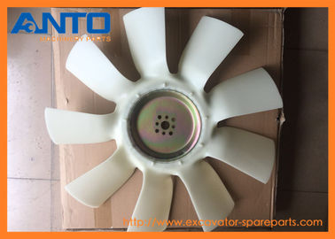 China 11N6-00341 11N6-00340 Excavator Cooling Fan For Hyundai R210LC-9 Engine Parts supplier