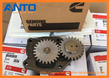 China 3930337  Hyundai Excavator Engine Parts 6BT5.9 Cummins Engine Oil Pump supplier
