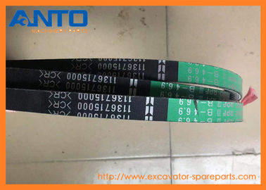 China 4612283 Fan Belt  For Hitachi Excavator Air Conditioner V - Belt 3 Months Warranty supplier