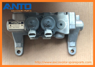 China 9218283 4414761 Excavator Spare Parts Genuine Hitachi Solenoid Valve Assembly  For ZX110 ZX135 supplier