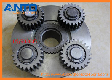 China 05/903805 Planet Gear Reduction Carrier Set 1st Used For JCB JS200 JS220 Excavator Final Drive Parts supplier