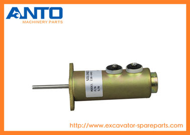 China 110-6465 CAT Engine Shutoff Stop Solenoid Valve Used For Caterpillar Excavator Parts supplier