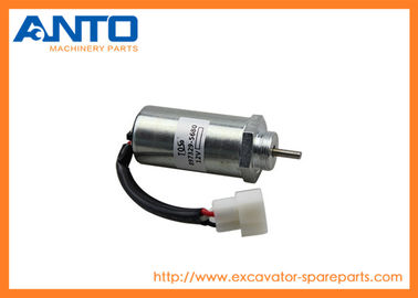 China 897329-5680 8-97329568-0 Engine Stop Solenoid Valve For Hitachi Excavator Spare Parts supplier