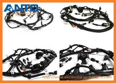China 6745-81-9220 6D114 Engine Wiring Harness For Komatsu PC300-7 PC350-7 Excavator Parts supplier
