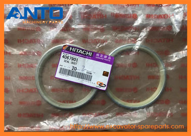 China 4067901 4067902 Dust Seal For Hitachi Excavator Seal Kits High Performance supplier