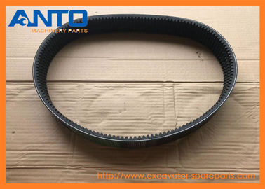 China 1136715160 4603925 Excavator Spare Parts Water Pump Drive Belt For Hitachi ZX330-3G ZX350-3 supplier