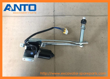China 208-53-12780 PC200-7 PC300-7 PC400-7  Komatsu Excavator Spare Parts Wiper Motor Assy supplier