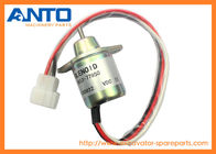 China 119653-77950 Yanmar 4TNV94 Shut Off Stop Solenoid Used For  Excavator Spare Parts factory