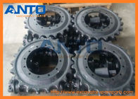 China Forging Casting Kobelco Excavator Undercarriage Parts , SK70SR-2 Excavator Sprockets factory
