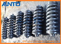 China High Heat Treatment EX300 Track Spring For Heavy Machinery Spare Parts factory