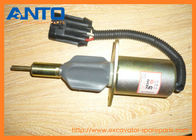China Shutoff Solenoid Valve 3939019 Used For R320LC7 R330LC9S Hyundai Excavator Spare Parts factory