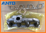 China 02/802682 Manifold Exhaust Applied To JCB JS190 JS200 JS220 JS240 Excavator 4HK1 Engine parts factory