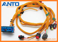 China E320D 320D Caterpillar Excavator Engine Parts / Wiring Harness 296-4617 C6.4 factory