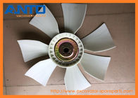 China 1136603281 1-13660328-1 ZX200 Hitachi Fan Cooling For 6BG1 ISUZU Engine Parts factory
