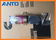 China 3864274 Hyundai Excavator Engine Parts Stop Solenoid Valve Flame Out Switch factory