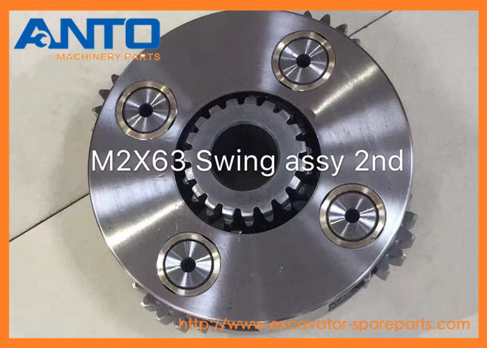 M2x63 swing gearbox carrier no 2 for kawasaki swing motor for Swing stage motors sale