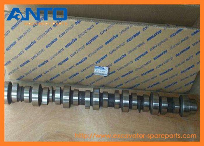 Excavator Engine Parts Komatsu Camshaft Assembly 6754-41-1100 For