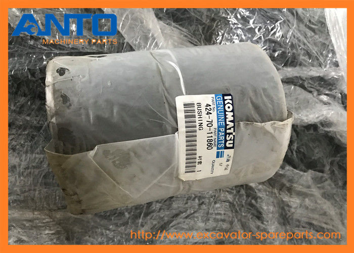 424-70-11860 BUSHING KOMATSU BOOM ARM Reparing Excavator Spare Parts