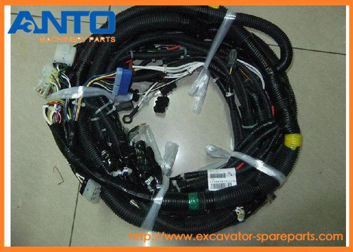 Hitachi Excavator Pump Wire Harness Excavator Replacement Parts ...
