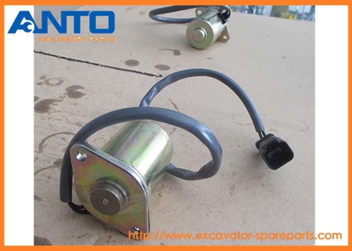 20Y-60-32120 20Y-60-32121 Solenoid Valve For Komatsu Excavator Spare