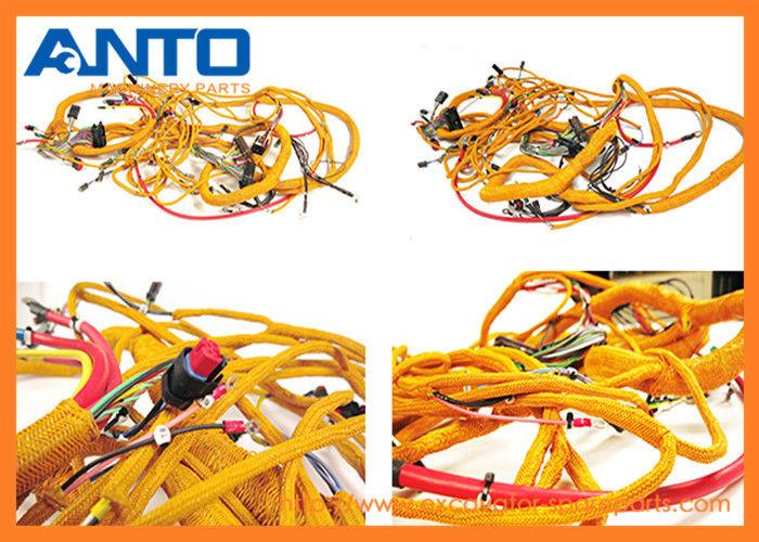 komatsu wiring 330 e336d 330d 336d caterpillar excavator parts 306 8797 #6