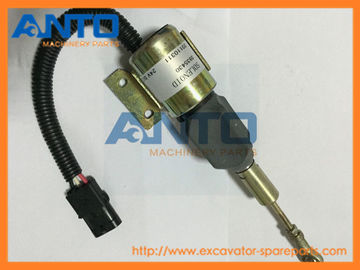 China OEM 3935430 Solenoid Valve , PC200-7 Komatsu Excavator Parts distributor