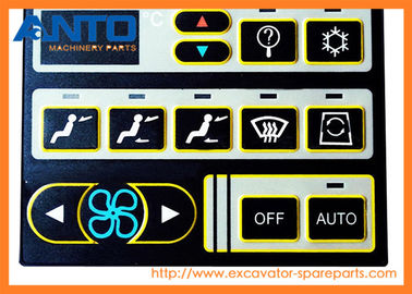 China 24V Air Conditioner Control Panel Excavator AC Control Panle  VOE14513653  14513653 For Volvo EC160 distributor
