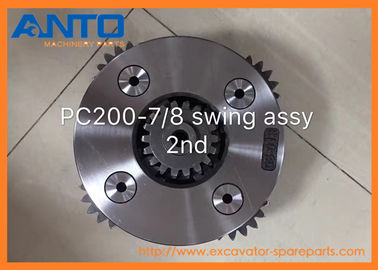 China PC200-7 PC200-8 Komatsu Excavator Swing Gear Parts 22U-26-21580 22U-26-21572 206-26-69112 distributor