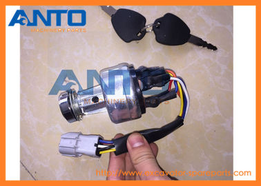 buy 21E6-10430 R210-7 R210-3 Ignition Switch Assembly With Key For Hyundai Excavator Parts online manufacturer