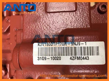 China Durable Excavator Hydraulic Pump K3V112DT-1CER-9C72-1CL 31N6-10051 , Long Lifespan distributor