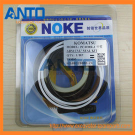 China Arm Cylinder Excavator Seal Kits , Komatsu PC30MR-3 Hydraulic Cylinder Seal Kits factory