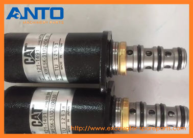 China 121-1491 Solenoid Valve For Caterpillar 320B/C/D 325B Excavator And Other Machinery distributor